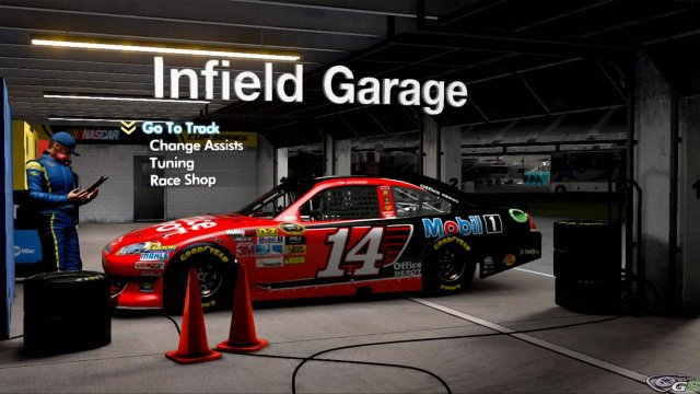 NASCAR The Game: Inside Line immagine 58946