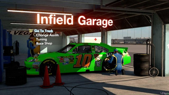 NASCAR The Game: Inside Line immagine 58961