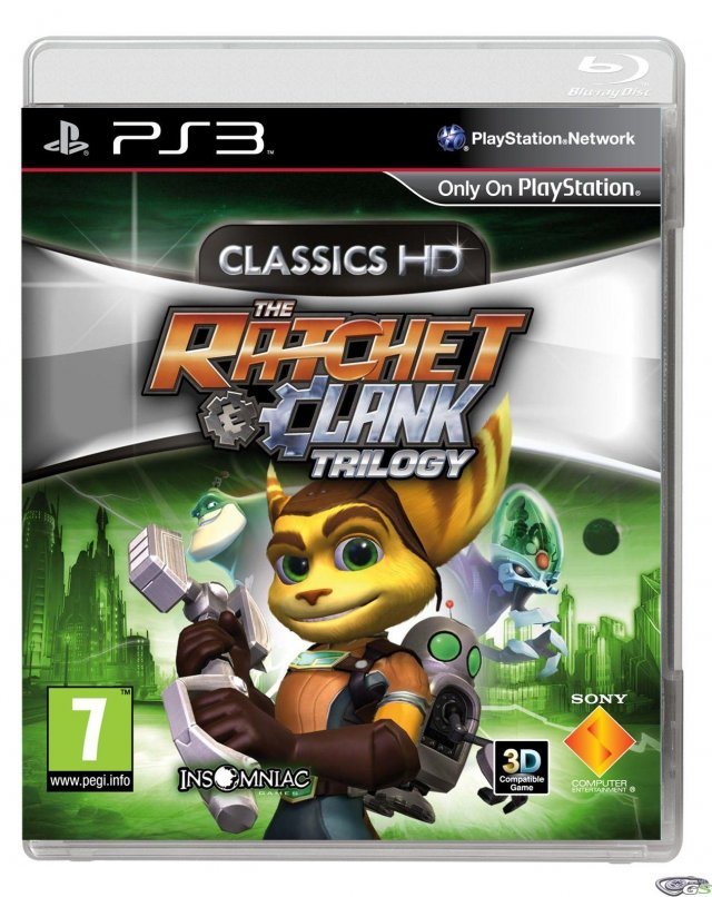 Ratchet & Clank Trilogy immagine 59411