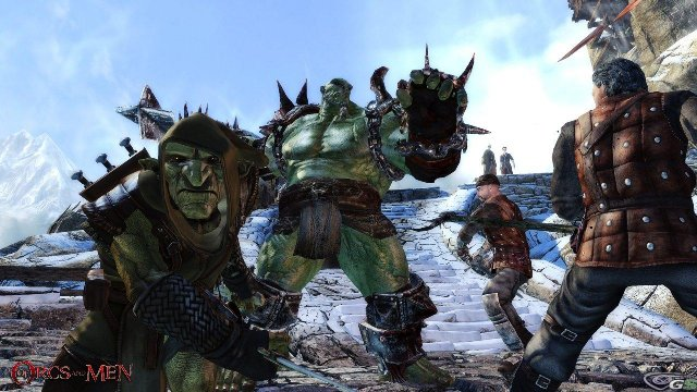 Of Orcs and Men immagine 62907