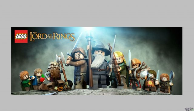 LEGO The Lord of the Rings immagine 64085