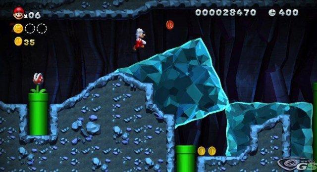 New Super Mario Bros. U immagine 65123