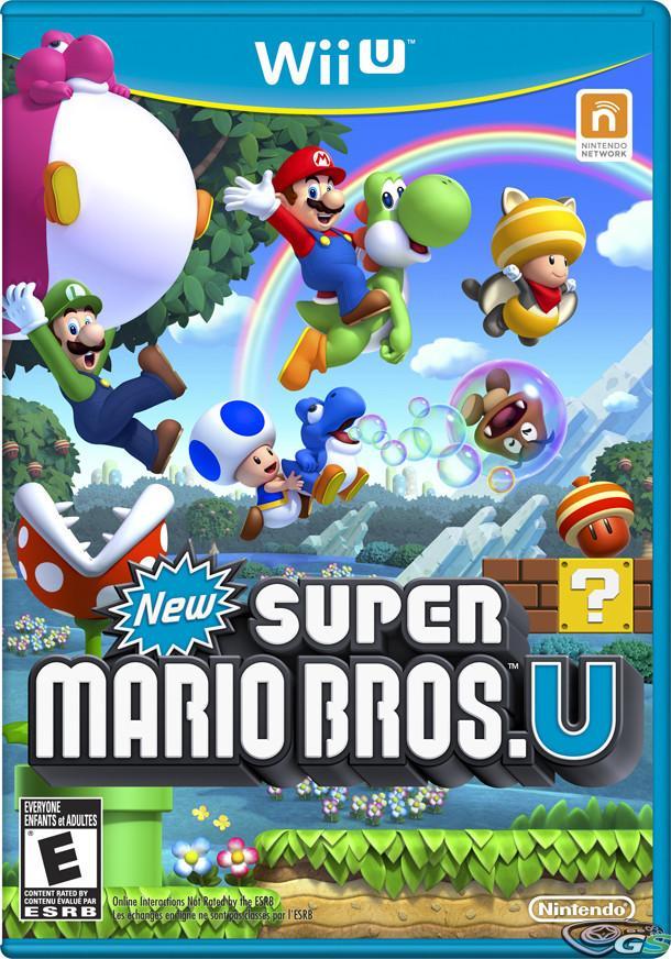 New Super Mario Bros. U immagine 65435