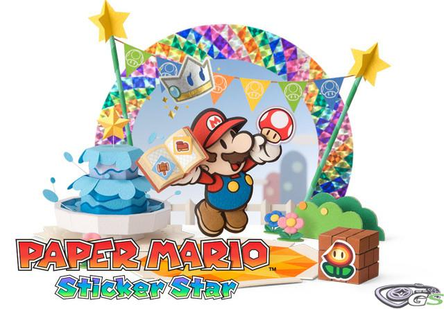 Paper Mario Sticker Star immagine 60335