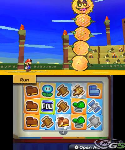 Paper Mario Sticker Star immagine 60338
