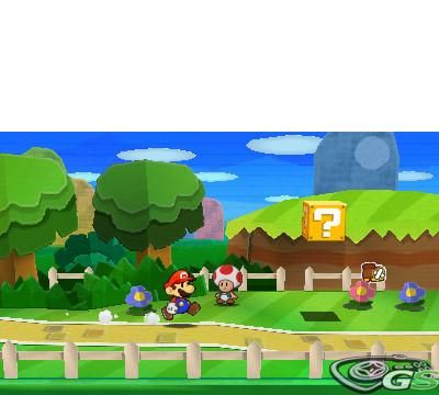 Paper Mario Sticker Star immagine 60341