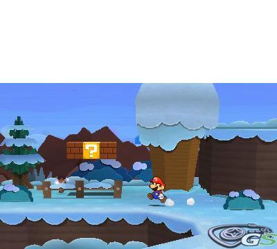Paper Mario Sticker Star immagine 60342