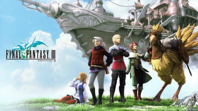 Final Fantasy III - Immagine 61080