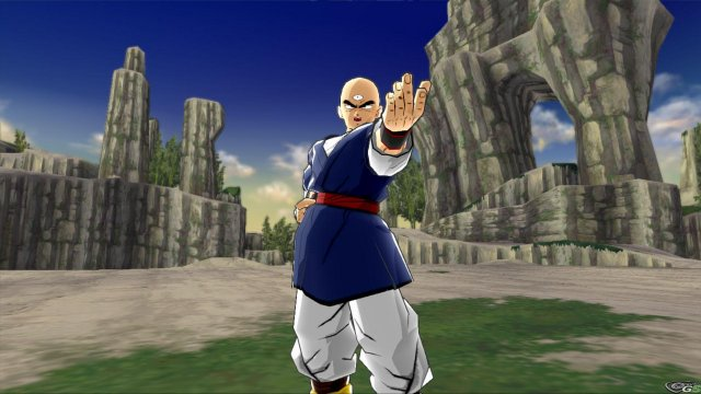 Dragon Ball Z Budokai HD Collection immagine 62341