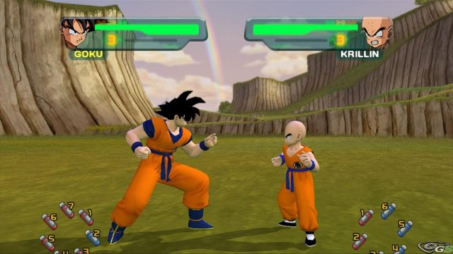 Dragon Ball Z Budokai HD Collection immagine 62343
