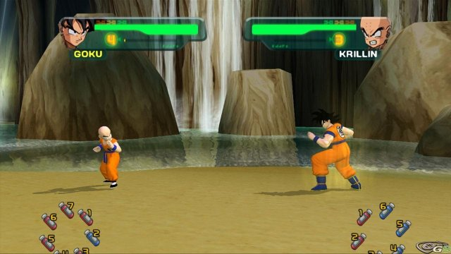 Dragon Ball Z Budokai HD Collection immagine 62344