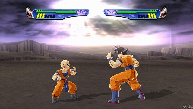 Dragon Ball Z Budokai HD Collection immagine 62350