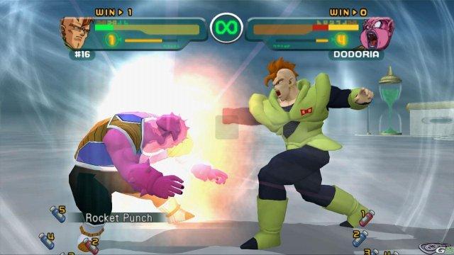 Dragon Ball Z Budokai HD Collection immagine 62355