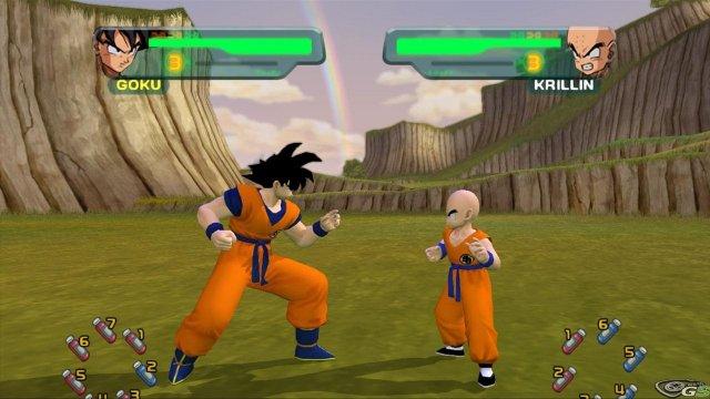 Dragon Ball Z Budokai HD Collection immagine 62356