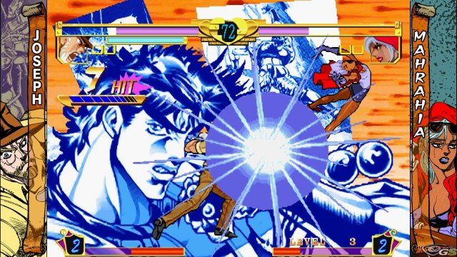 JoJo's Bizarre Adventure HD immagine 62451