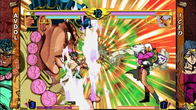 JoJo's Bizarre Adventure HD immagine 62457