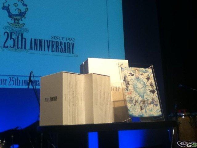 Final Fantasy 25th Anniversary - parte prima immagine 64845