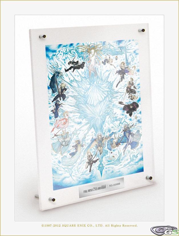 Final Fantasy 25th Anniversary - parte prima immagine 64846