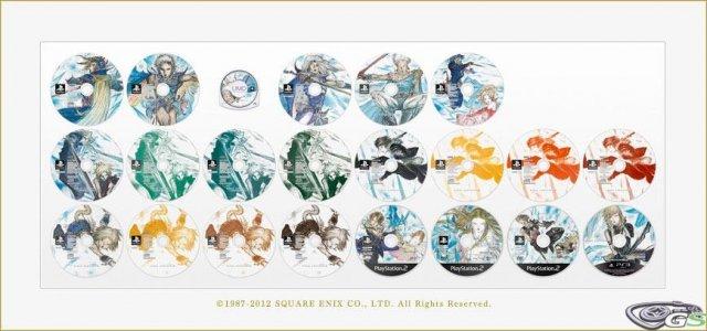 Final Fantasy 25th Anniversary - parte prima immagine 64847