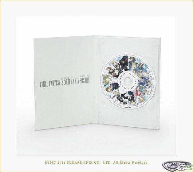 Final Fantasy 25th Anniversary - parte prima immagine 64848