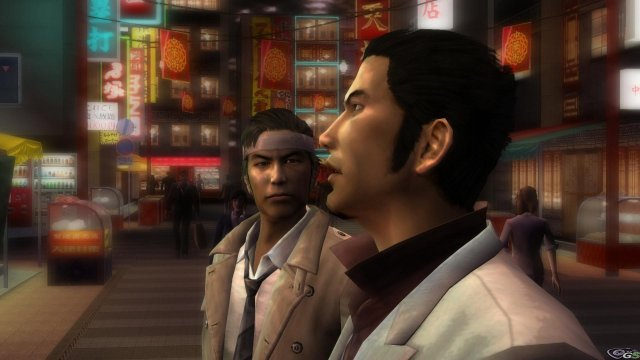Yakuza 1 & 2 HD Collection immagine 62664