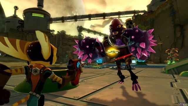 Ratchet & Clank: QForce immagine 62627