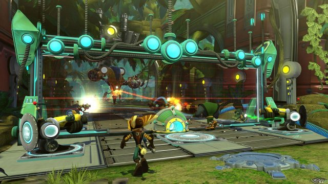 Ratchet & Clank: QForce immagine 62628