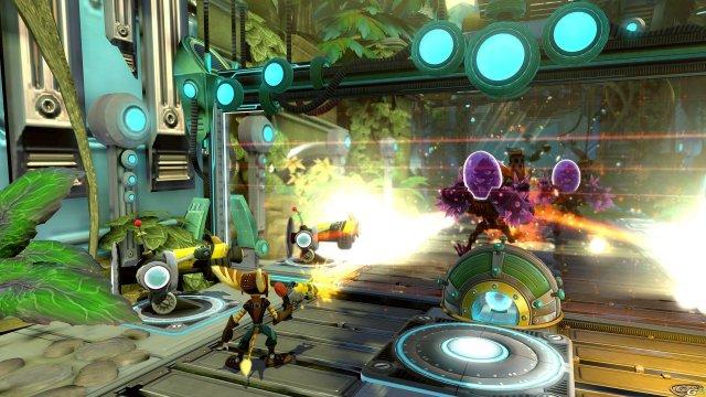 Ratchet & Clank: QForce immagine 62629