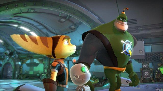 Ratchet & Clank: QForce immagine 63970
