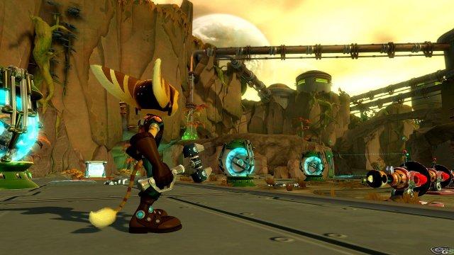 Ratchet & Clank: QForce immagine 63971