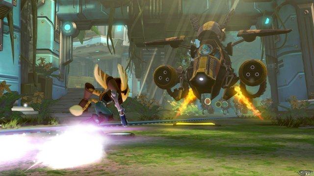 Ratchet & Clank: QForce immagine 63974