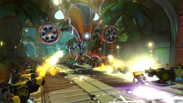 Ratchet & Clank: QForce immagine 63975