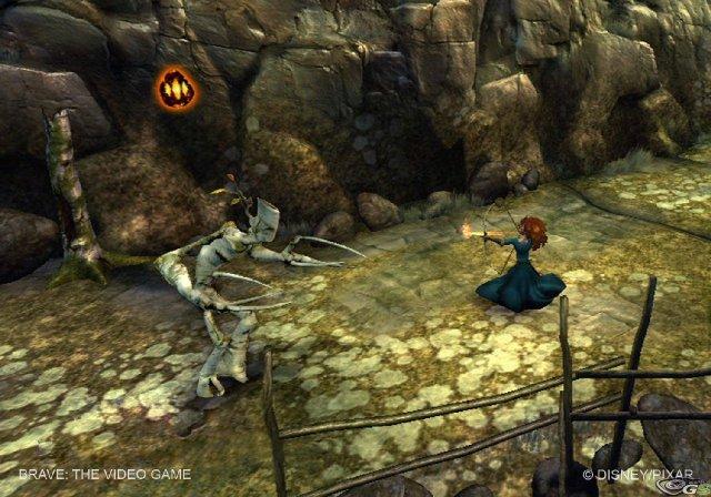 Ribelle - The Brave: Il Videogioco immagine 62814