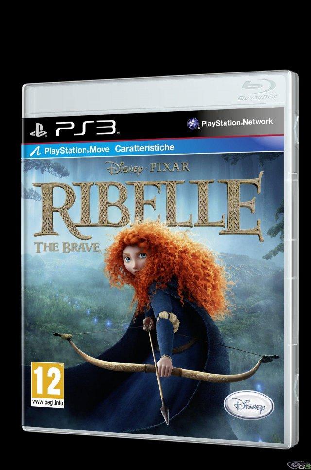 Ribelle - The Brave: Il Videogioco immagine 62821