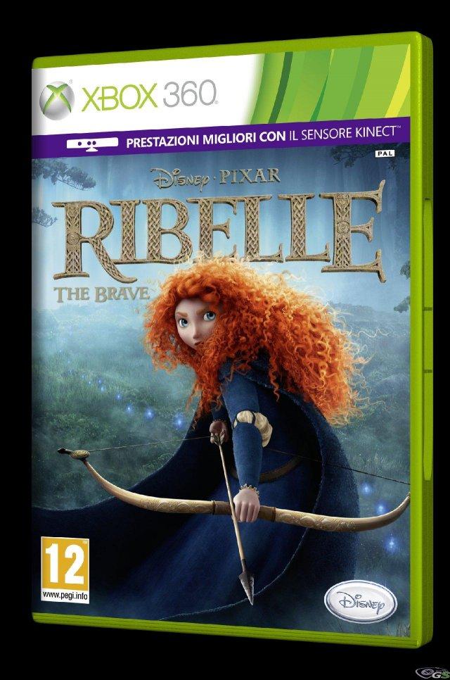 Ribelle - The Brave: Il Videogioco immagine 62823