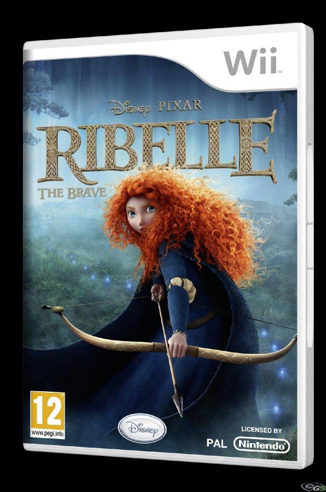 Ribelle - The Brave: Il Videogioco immagine 62824