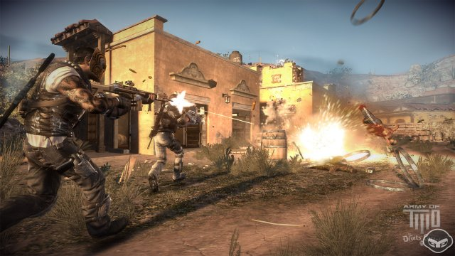 Army of TWO: The Devil's Cartel immagine 69419
