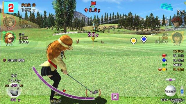 Everybody's Golf 6 immagine 64169