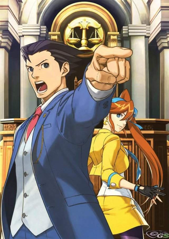 Ace Attorney 5 immagine 65040