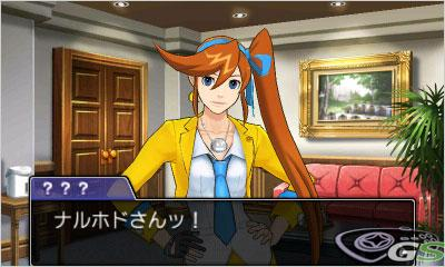 Ace Attorney 5 immagine 65045