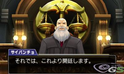 Ace Attorney 5 immagine 65047