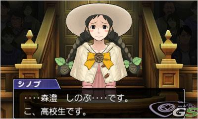 Ace Attorney 5 immagine 65049