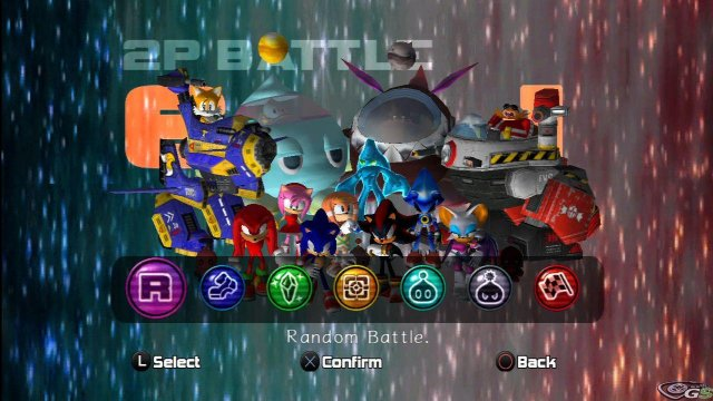 Sonic Adventure 2 HD immagine 65530