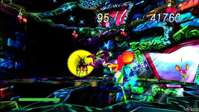 NiGHTS Into Dreams HD immagine 65536