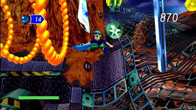 NiGHTS Into Dreams HD immagine 65542