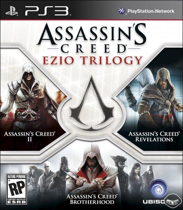 Assassin's Creed: Ezio Trilogy immagine 66247