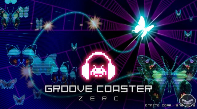 Groove Coaster Zero immagine 68681