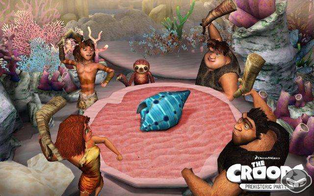I Croods: Festa Preistorica! immagine 69044