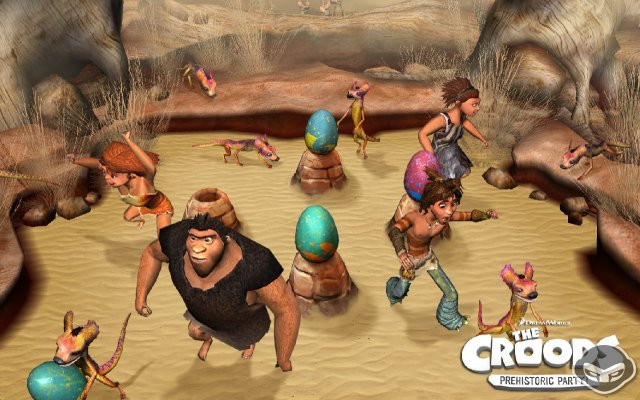 I Croods: Festa Preistorica! immagine 69047