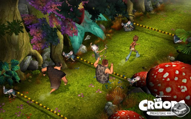 I Croods: Festa Preistorica! immagine 69050